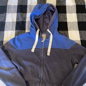 Men's Medium Hoodie Full Zip Sweatshirt